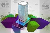 Real estate concept — Stockfoto