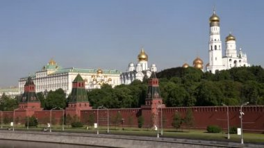 Timelapse. Moscow. Kremlin — Stock Video