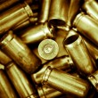 Bullet casings — Stock Photo