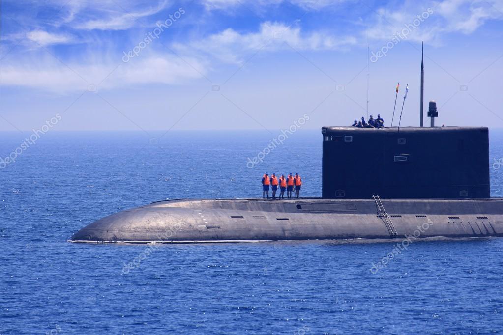 какие бывают подводные лодки