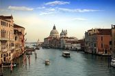 Basilica of Santa maria in Venice — Stock Photo