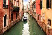 Lovely canals of Venice — Stock Photo