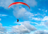 Fly in the sky — Stock Photo