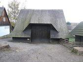 Folk architecture — Stock Photo