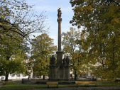 The historic city — Foto Stock