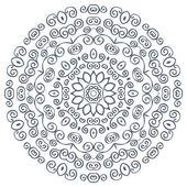 Elemento ornamental — Vetorial Stock