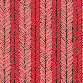Knitted seamless pattern. — Stock Vector
