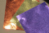 Serie di carta stagnola 15 — Foto Stock