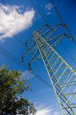 Energía sostenible — Foto de Stock