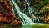 Walter Sisulu Waterfalls, South Africa — Stock Photo