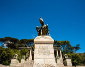 Rhodes Memorial on Devil's Peak — ストック写真