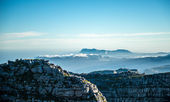 Views from Table Mountain — 图库照片