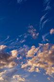 Heavenly expanse — Stock Photo