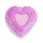 Love cupcakes with hearts — Foto de Stock