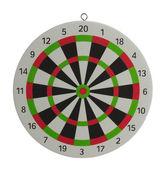 Darts on a white background — Stock Photo