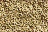 Green peas like a background — Zdjęcie stockowe