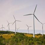 Eolian Alternative Energy Sources — Stock Photo #35126181
