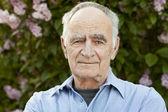 Portrait of Elderly man — Stock Photo