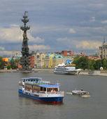 View of Moscow — Zdjęcie stockowe