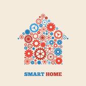 Home technology — Stock Vector