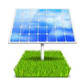 Eco energía — Vector de stock
