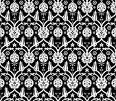 Floral arabic pattern — Vecteur