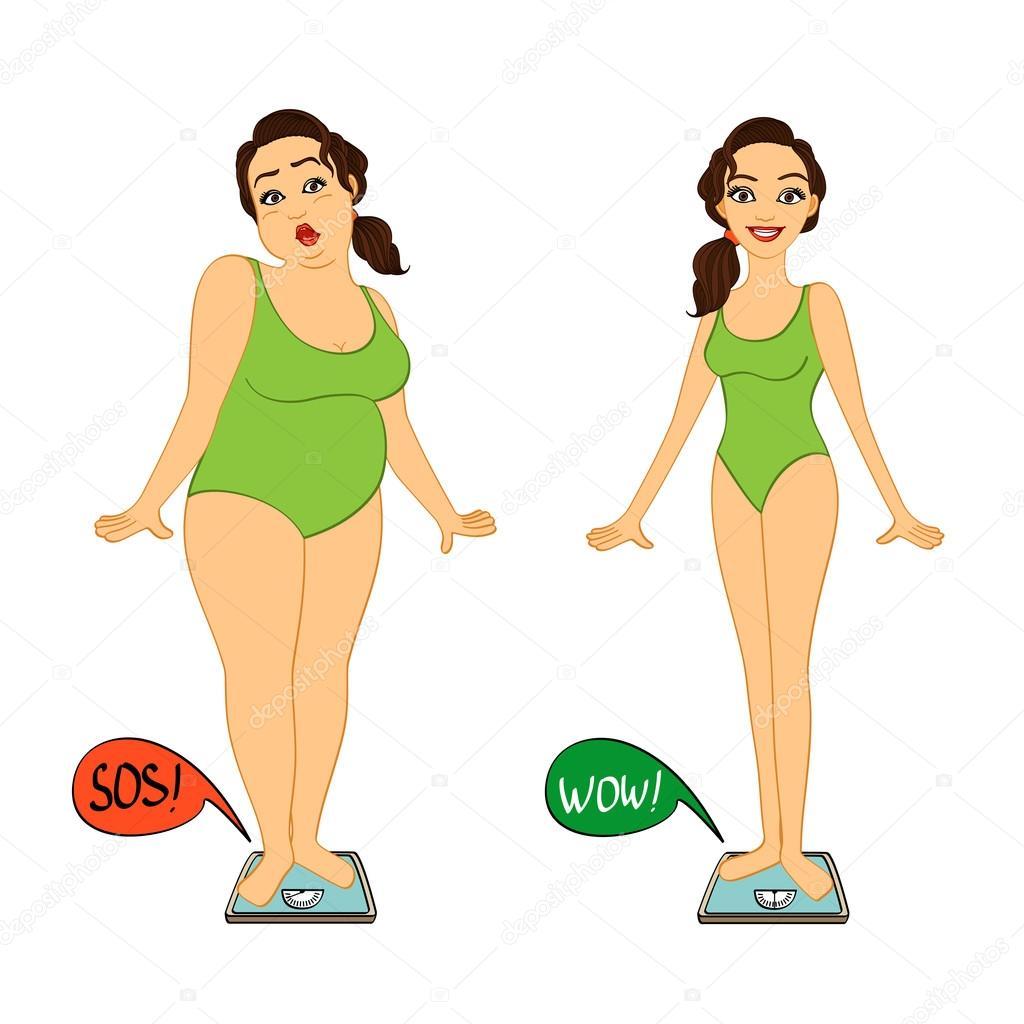 Женщины как мне похудеть вумен