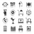 Hotel Icons Set — Stock Vector #51620597