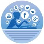 społeczeństwo informacyjne — Wektor stockowy  #35123063