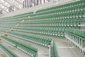 Banco de estadio — Foto de Stock