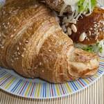 Croissant — Stock Photo