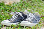 Sneakers — Stockfoto