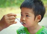 Un chico — Foto de Stock