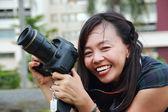 摄影师 — 图库照片