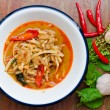 Thai hot and spicy curry   — Stock Photo