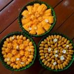Thai desserts — Stock Photo