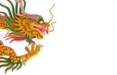 Chinese dragon — Stockfoto