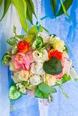 Flor da decoração do casamento — Fotografia Stock