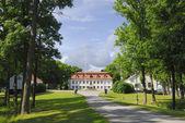 Skytteholm palace — Stock Photo