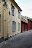 Eskilstuna Old-Town — Stock Photo