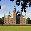 Copenhagen - Rosenborg Castle — Stock Photo