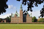 Copenhagen - Rosenborg Castle — Stock Photo