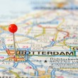 Rotterdam map — Stock Photo #39925441