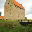 Stock Photo: Gimmingehus castle