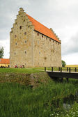 Gimmingehus castle — Stock Photo