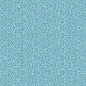 Blue snow pattern — ストックベクタ