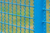 Blue Gird — Stock Photo