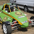 Постер, плакат: Buggy Suzuki hayabusa rally autocross car sport championship Ukraine speed dust fastest car