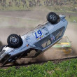 Постер, плакат: Autocross rally car rally accident buggy accident baggy rally cross golf hayabusa Suzuki race racing speed
