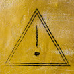 Danger road sign design — Stock Photo #49755173